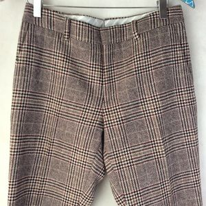 Black Fleece Brooks Brothers Tan Brown Wool Pants